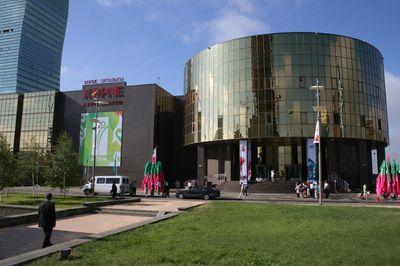 Фотография Выставочного комплекса