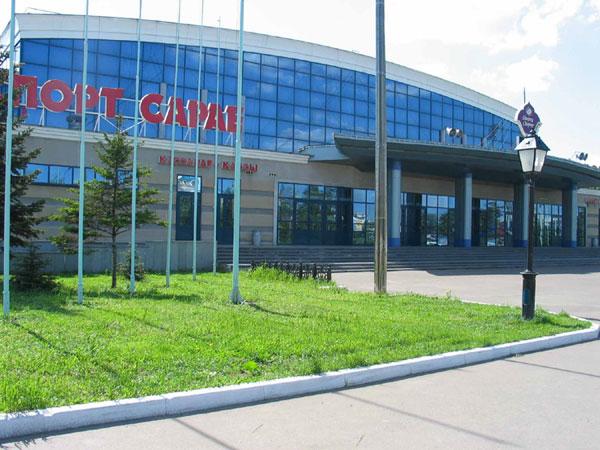 ГУ Дворец спорта